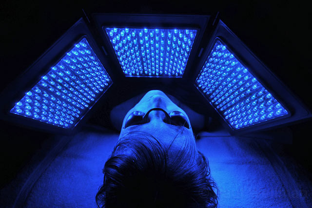 LED treatments